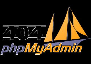 phpmyadmin 404 solution