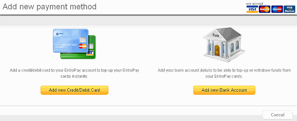 entropay add sc card geekact
