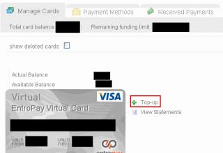 entropay and standard chartered debit geekact