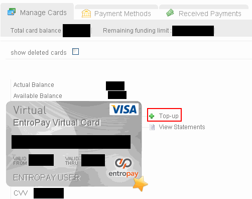 entropay and standard chartered debit geekact