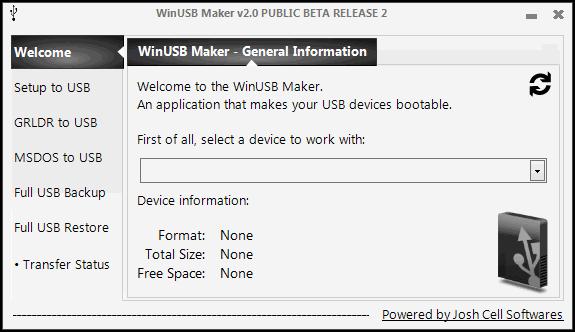 WinUSBbeta2 geekact
