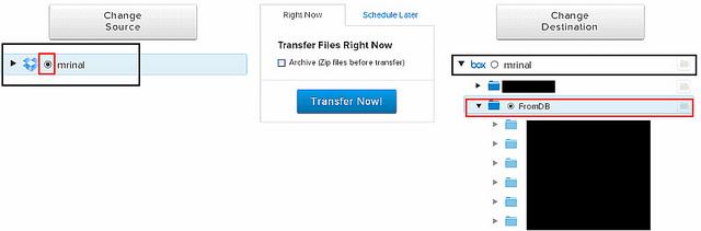 mover selecting correct folder geekact