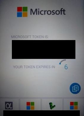 All tokens restored as it is