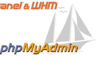 phpMyAdmin Upgrade on Cpanel, WHM