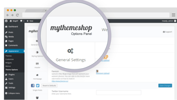 mythemeshop-options-panel