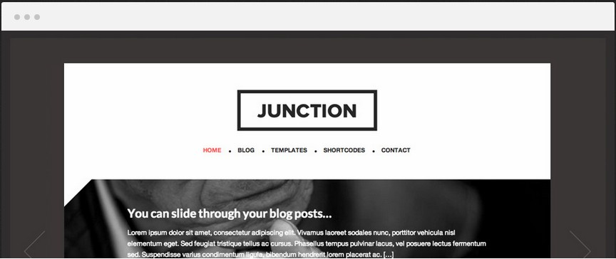 Junction by Themedy