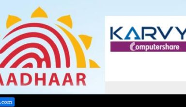 karvy mf aadhaar linking